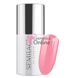 Oja UV Semilac 212 roz Natural Pink 7 ml